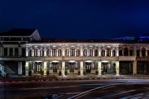 Hotellbilder: Loke Thye Kee Residences, George Town