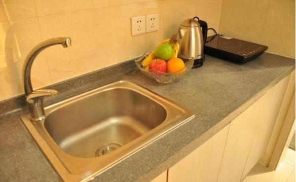 Hotel Pictures: Ningbo Zhongxin Business Service Apartment, Ningbo