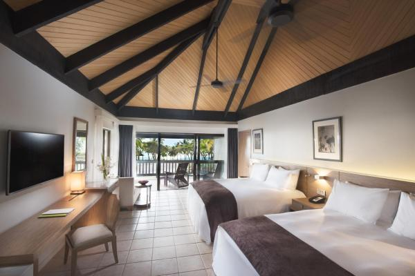 King Room with Two King Beds with Ocean View