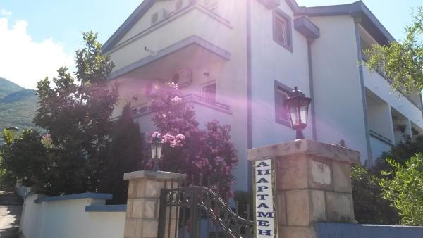 Zdjęcia hotelu: Apartments Becici, Budva