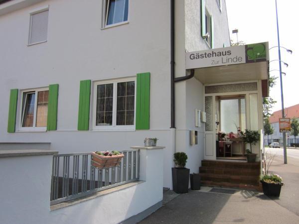 Hotelbilleder: Gästehaus zur Linde, Ingolstadt
