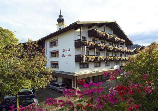 Hotellikuvia: Hotel Austria, Söll