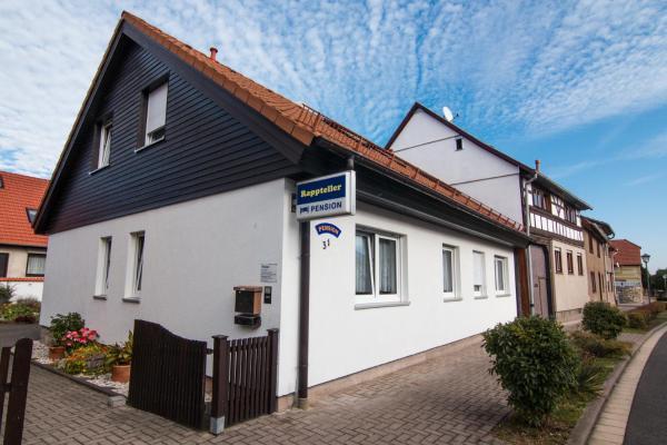 Hotel Pictures: Pension-Rappteller, Apfelstädt