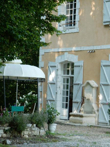 Hotel Pictures: La Faisanderie 16, Édon