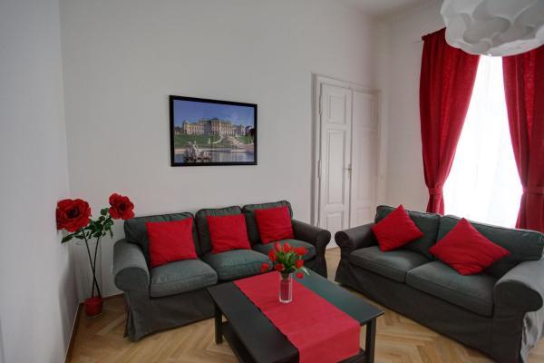 Apartment am Park I - Gonzagagasse 11/17