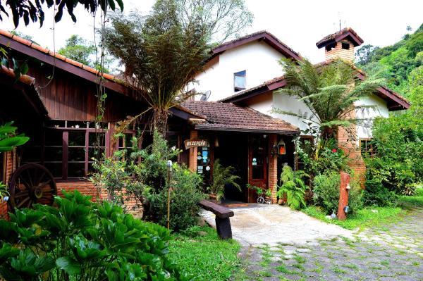 Hotel Pictures: Pousada Recanto do Pinheirão, Visconde De Maua