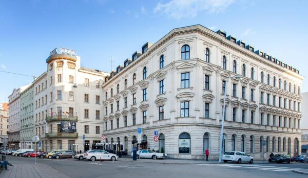 Fotografie hotelů: Hotel Slavia, Brno