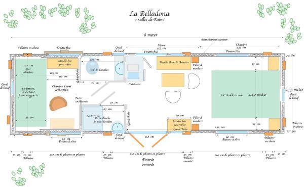 Lodge - La Belladonna