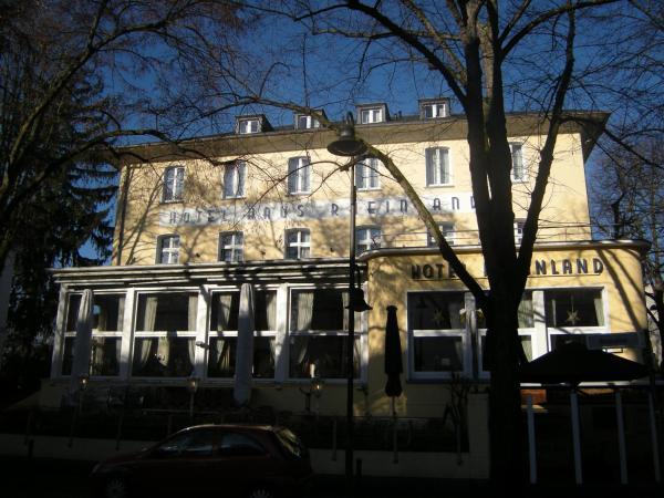 Hotel Pictures: Hotel Rheinland, Bonn