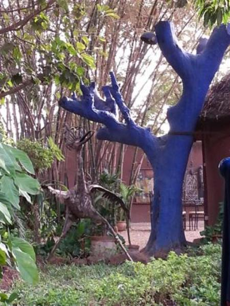 Fotos do Hotel: Le Karite Bleu, Ouagadougou