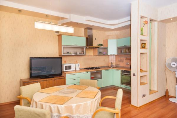 Fotos de l'hotel: Apartment on Krestyanskaya, Volgograd