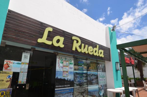 Fotografie hotelů: Hotel La Rueda, Mina Clavero