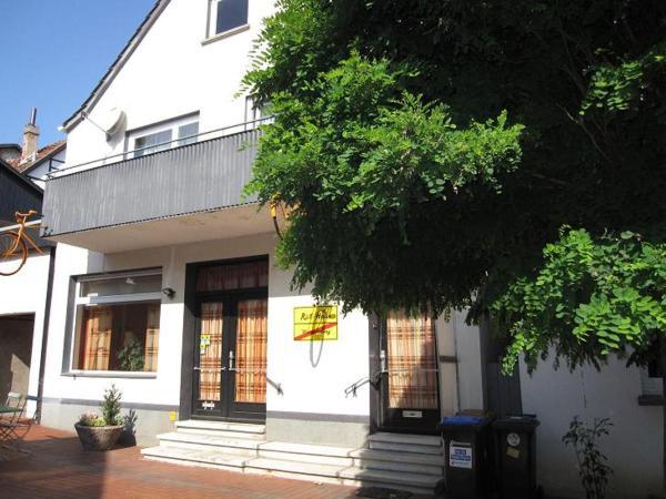 Hotel Pictures: Pension Rad - Haus, Petershagen