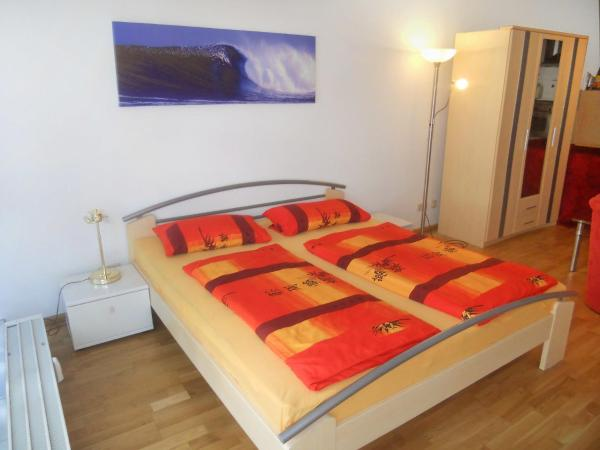Hotel Pictures: Holiday Home Uferstrasse.2, Wallhausen