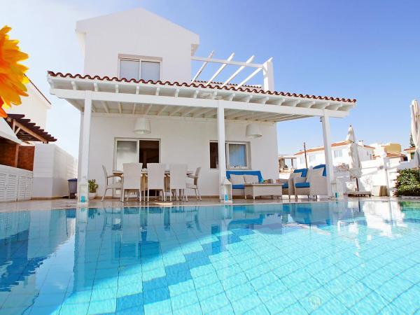 Hotel Pictures: Villa KPANA1, Paralimni