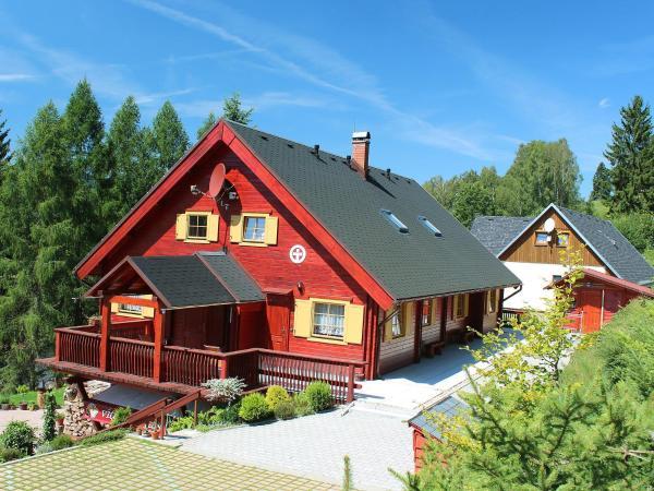 Hotel Pictures: Chalet Albrechtice.3, Albrechtice v Jizerských horách