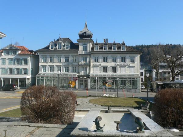 Hotel Pictures: Apartment Apparthotel Krone.5, Heiden
