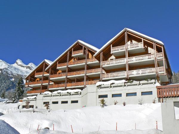 Hotel Pictures: Apartment Eaux-Vives Apt.112, Ovronnaz