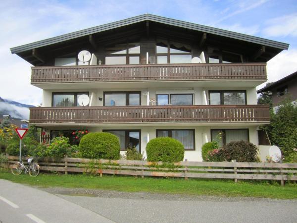Fotografie hotelů: Apartment Haus Point.6, Maishofen