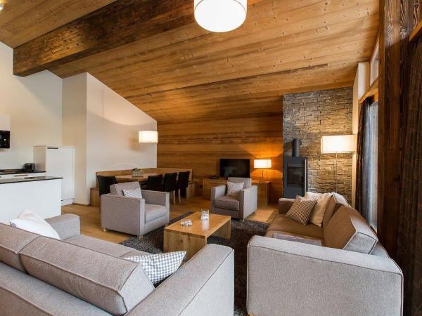 Hotel Pictures: Holiday Park PRIVÀ Alpine Lodge PENT4, Lenzerheide