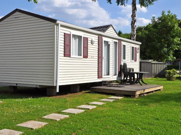 Hotelbilleder: Holiday Park Luxe Mobile Chalet 4 pers..4, Erpigny