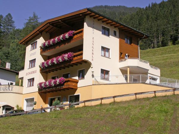Hotellbilder: Apartment Zangerle.4, Kappl