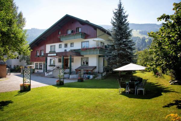 酒店图片: Gästehaus Talbach, 斯拉德明