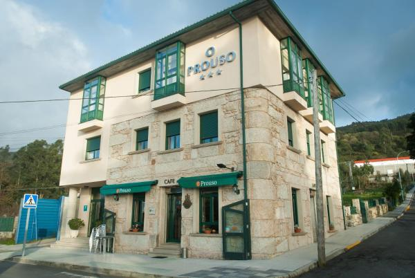 Hotel Pictures: , San Mamede de Carnota