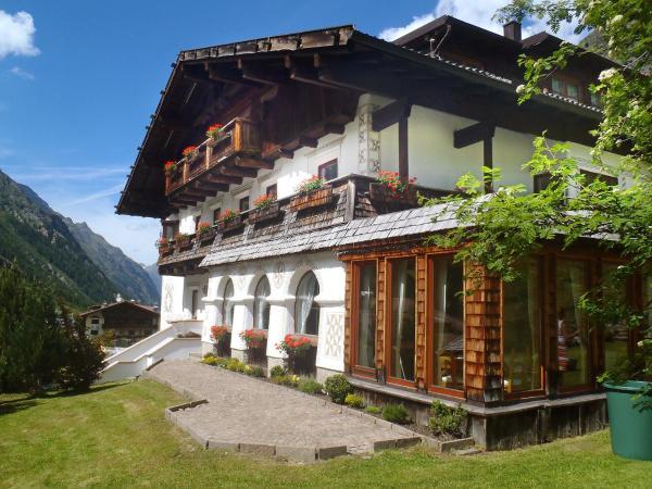 Zdjęcia hotelu: Pitztal 13, Mandarfen
