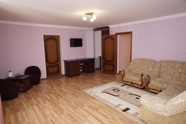 Family Suite with Balcony