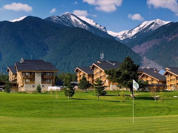 Foto Hotel: Apartment Pirin Golf, Razlog