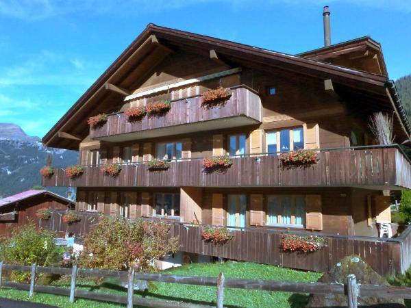 Hotel Pictures: Apartment Waldgarten, Wengen