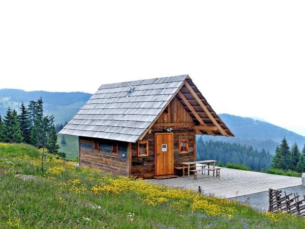 Фотографии отеля: Panoramahütte, Hirschegg Rein