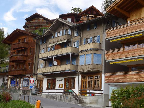 Hotel Pictures: Apartment Central, Wengen