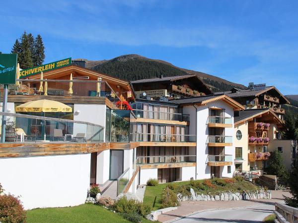 Fotografie hotelů: Aparthotel Manuela.6, Königsleiten