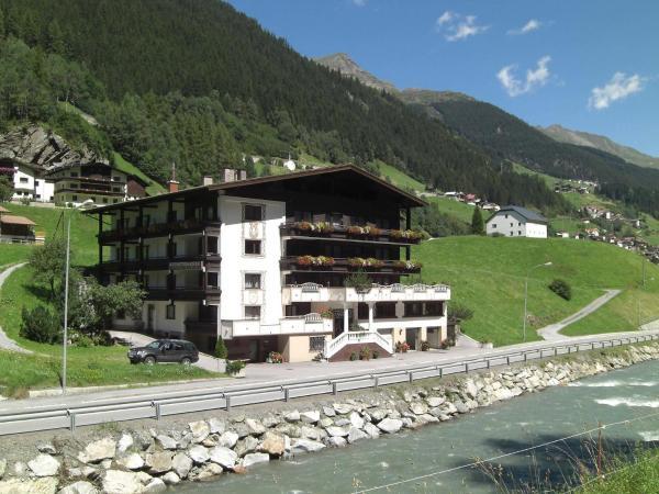 Fotos de l'hotel: Aparthotel Zangerle.3, Kappl