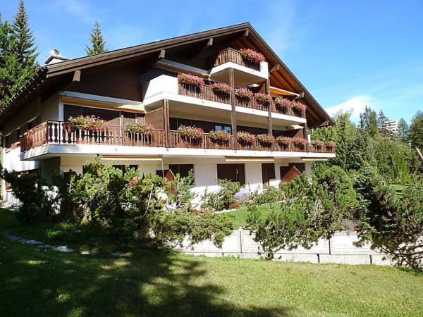 Hotel Pictures: Apartment Beaupré, Crans-Montana
