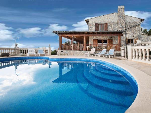 Hotel Pictures: Farm Stay Villa Sa Mola, Esporles