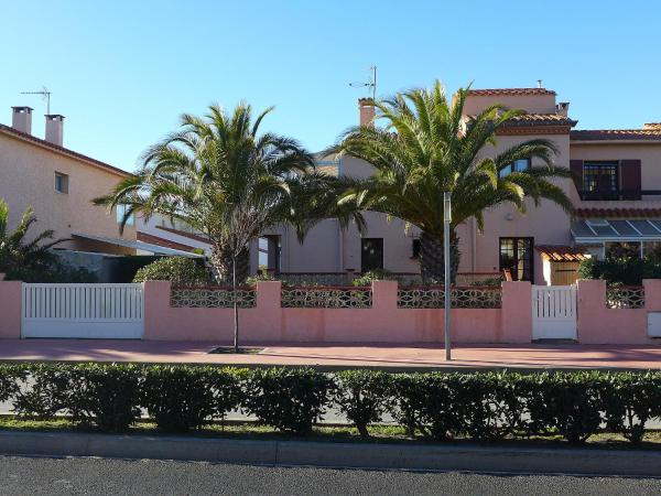 Hotel Pictures: Holiday Home LES PALMIERS, Canet-Plage