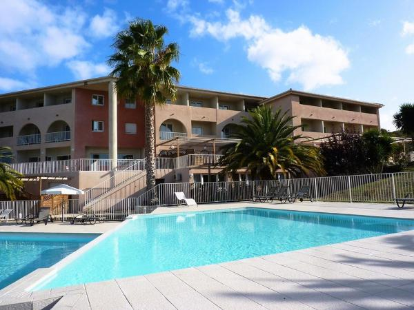 Hotel Pictures: Apartment Adonis Citadelle Resort.1, Saint-Florent