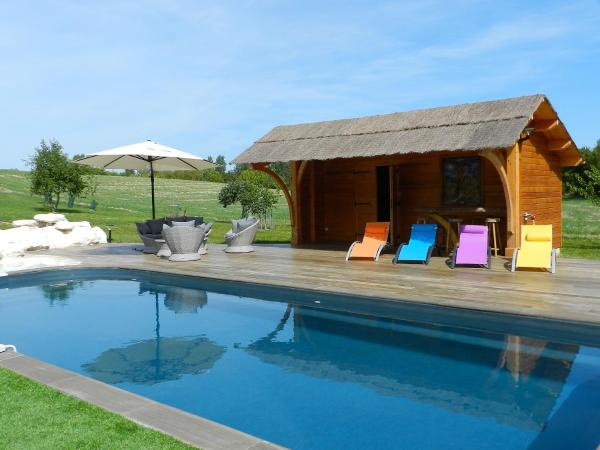 Hotel Pictures: Holiday Home Moulin de Rabine, Cancon