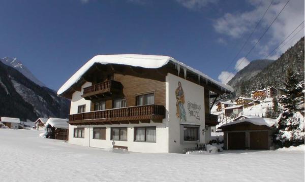 Hotelfoto's: Berghaus Maria, Pettneu am Arlberg