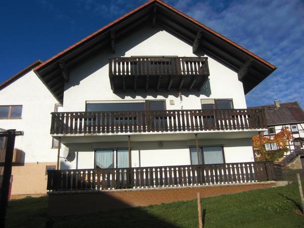 Hotelbilleder: Ferienwohnung Lendvay, Erbach