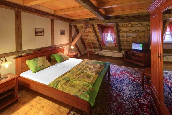 Hotel Pictures: Hradní Bašta, Bečov nad Teplou