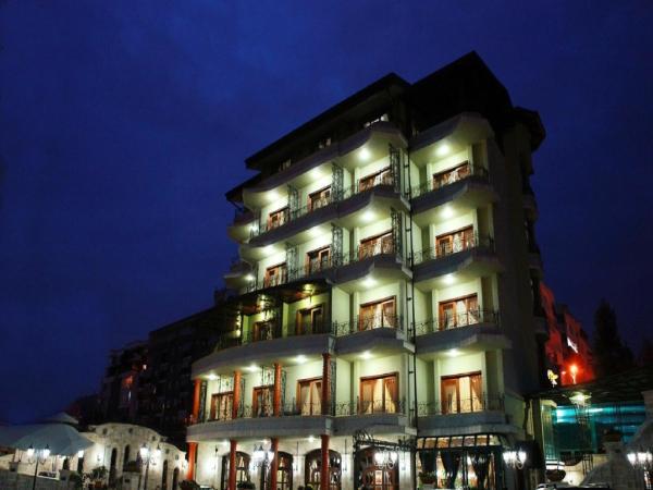 Fotografie hotelů: Dinasty Hotel, Tirana