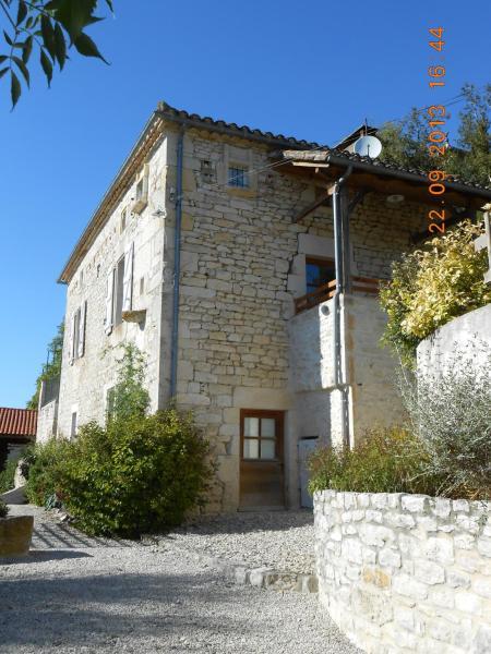 Hotel Pictures: Lafargue, Sainte-Alauzie