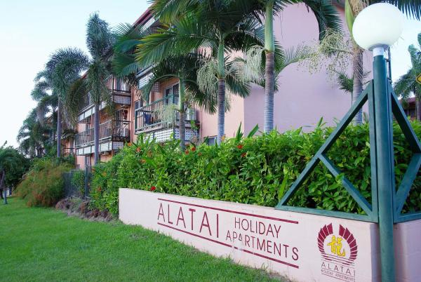酒店图片: Alatai Holiday Apartments, 达尔文