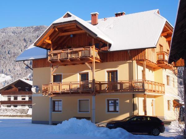 ホテル写真: Ferienwohnungen Themessl, Kirchbach