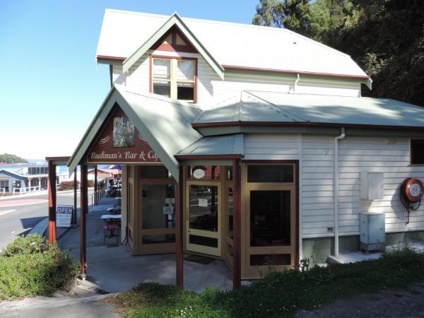 Fotos del hotel: Bushman's Cafe, Strahan