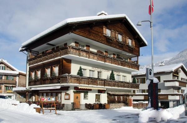 Hotel Pictures: Hotel Romana, Savognin